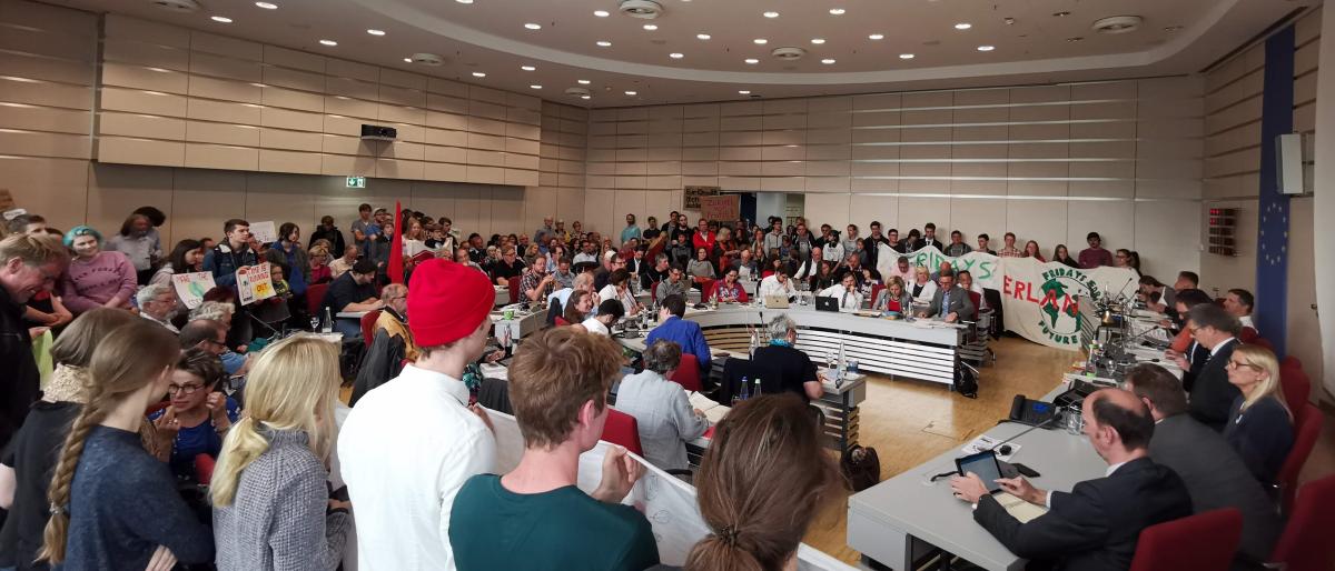 Sitzung des Erlanger Stadtrats: CSU für